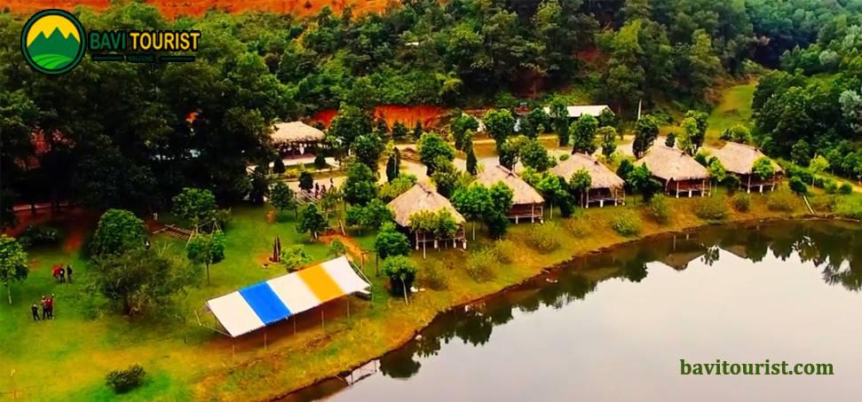 Ba Vi Resort điểm Giao Thoa Của đất Va Trời Du Lịch Ba Vi Ba Vi