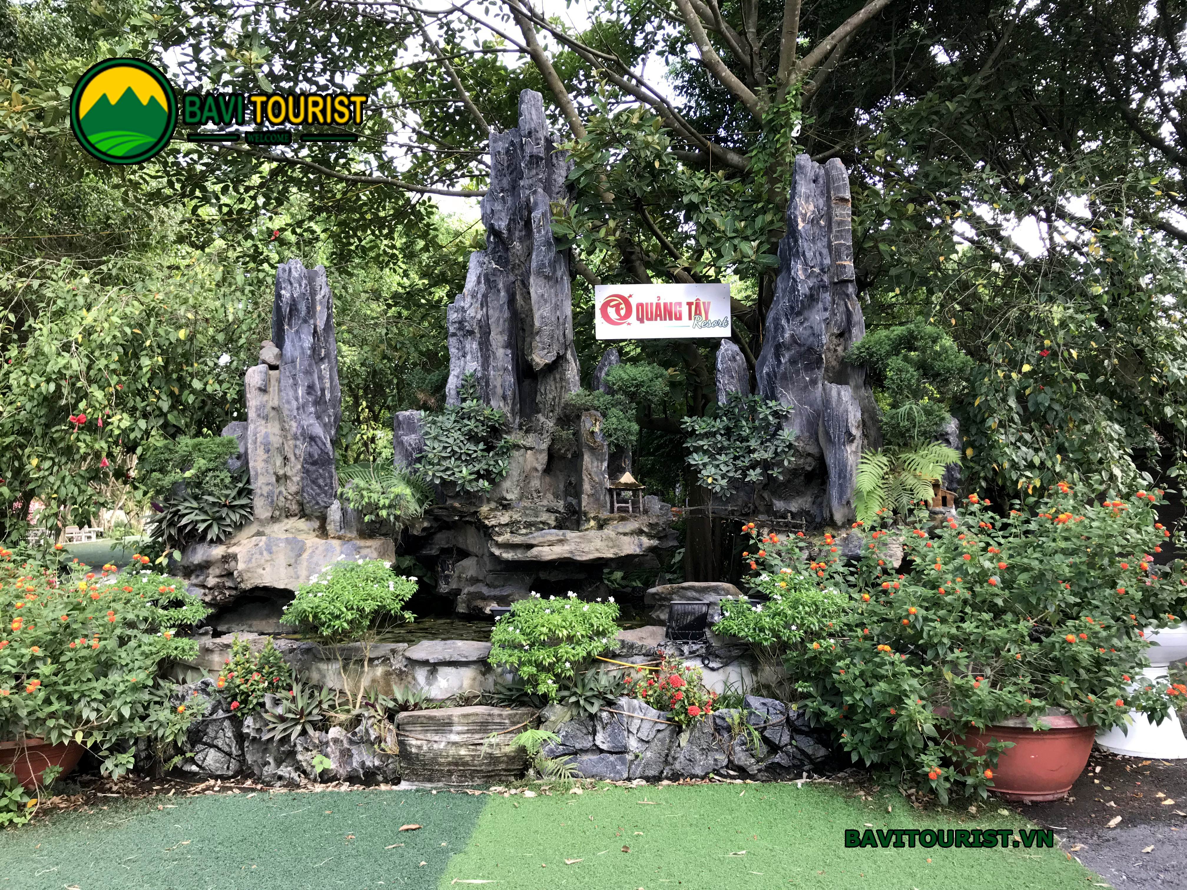 Quảng Tay Resort Lựa Chọn Tuyệt Vời Ba Vi Tourist Du Lịch Ba Vi